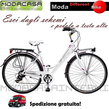"Immagine di Bike Urban Donna 28"" MOUNTHY"