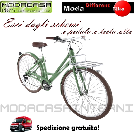 "Immagine di Bike Urban Donna 28"" TOURER"