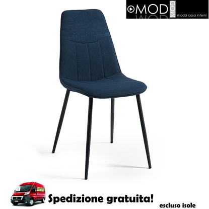 Moda casa interni stile nordico minimal for Sedia design nordico