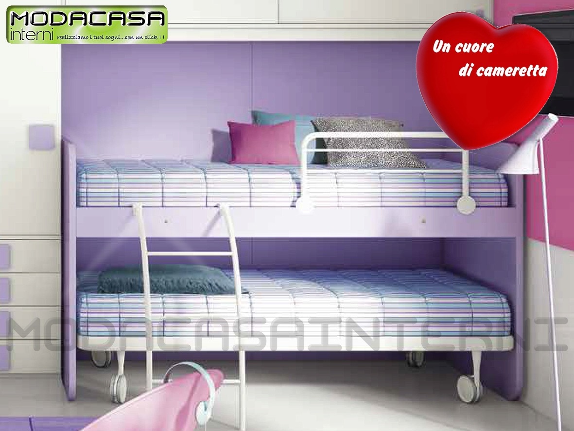 Moda casa interni scaletta metallica sm6663 for Moda casa interni